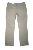 PEAK PERFORMANCE dames GOLF pantalon, d.kaki, Mt. M