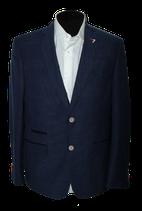 7 SQUARE jasje, blazer, colbert, SQL1454 blauw, Mt. 52