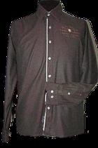 CAMP DAVID overhemd, brown, Mt. L