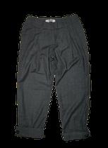 SPORTMAX pantalon, 7/8 broek, grijs, Mt. 34