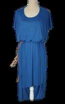 WON HUNDRED jurkje, viscose jurk, TRINI, blauw, Mt. M