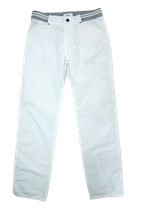 HUGO BOSS broek, zomerse pantalon, wit, Mt. S (14)