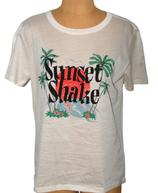 MAISON SCOTCH SUNSET SHAKE shirt, shirtje, Mt. XL