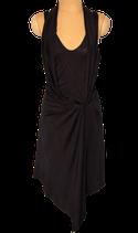 TOY. G sexy jurkje, viscose jurk, zwart, Mt. M
