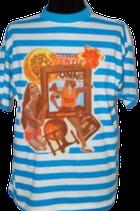 LOCO POLO vintage t-shirt,  Mt. L