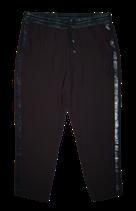 GUESS semi-transparante broek, pantalon, zwart, Mt. M