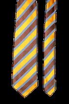 VALENTINO stropdas, zijde-katoen