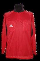 ADIDAS vintage  PREC REF JS red shirt, Mt. M