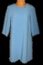 HAMPTON BAYS jurkje, jurk, hemels blauw, Mt. 38