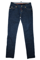 DSQUARED2 100% org. jeans, Mt. 34 / 40