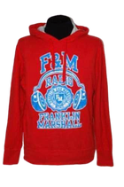 FRANKLIN & MARSHALL hooded sweater,  Mt. M