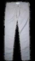 ISABEL MARANT broek, grijs linnen, Mt. 36