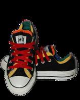 CONVERSE ALL STAR sneakers, RASTA, Mt. 36,5
