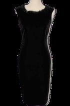 VERA MONT fluwelen jurk, Mt. 38