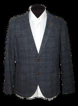 CAMEL ACTIVE colbert, blazer, 444155, blauw, Mt. 50