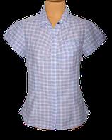 THE NORTH FACE geruite blouse, shirt, multicolor, Mt. M