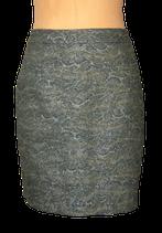 COP COPINE rokje, LUCERO, zilver/grijs, Mt. 40