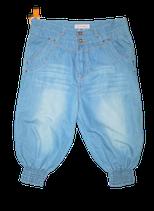 ADB jeans, capri, driekwart broek, blauw, Mt. 46