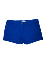 Ba&Sh / Ba & Sh korte broek, hotpants blauw, Mt. L