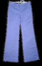 STILLS katoenen broek, pantalon, paars/blauw, Mt. 38