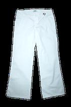 MOSCHINO pantalon wit, Mt. 42