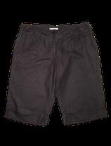(C.C) linnen short, zwart, Mt. 44
