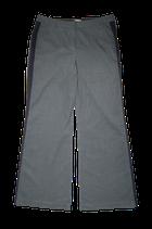 ANNA VAN TOOR viscosemix broek, pantalon, grijs Mt. 40