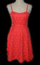 STEPS jurkje, jurk, zalm-roze, Mt. 34