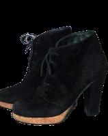 SAMSOE SAMSOE suède high heels, 38