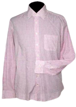 TOMMY HILFIGER overhemd, tail.chckrd, Mt. 41