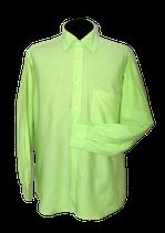 ZEGNA SPORT overhemd, licht groen, Mt. L