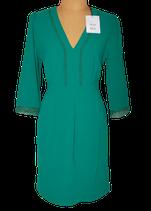 SUNCOO PARIS jurkje, CALINE, groen, Mt. S
