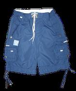 SUPERDRY zwembroek, boardshort, blauw, Mt. S - M