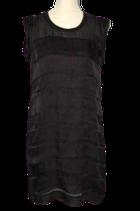 M. WIESNECK zijdemix jurkje,  Mt. 36