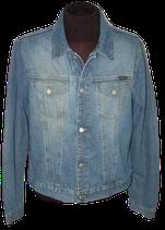 NIEUW 'vintage' LONSDALE jeans jas, Mt. XL
