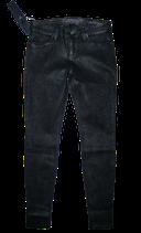 GUESS jeans, broek, POWER SKINNY grijs/zwart, Mt. W28