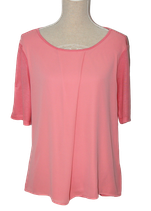 EXPRESSO  JANINE top, roze, Mt. L