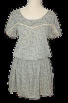 MAISON SCOTCH jurkje,  blauw, Mt. 1 ( S )