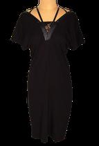 COP. COPINE jurkje, jurk, LARISSA, zwart, Mt. S