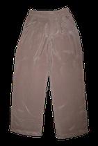 STILLS cupro broek, dunne pantalon, grijs, Mt. 34