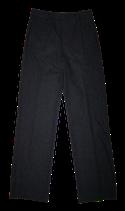 STILLS broek, pantalon, straight donker grijs, Mt. 36