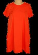 COS jurk, wijd jurkje, oranje, Mt. 36