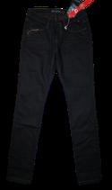 SUZY Q spijkerbroek, jeans, HAVANNA BROWN, zwart, Mt. 38