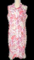 SUPERTRASH jurkje, Long Flowers jurk, roze, Mt. 34