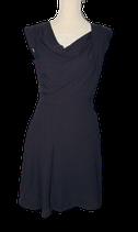 LOUCHE jurkje, donker blauw, Mt. S (8)
