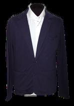 LERROS vest style blazer,  2534969, blauw, Mt. XL