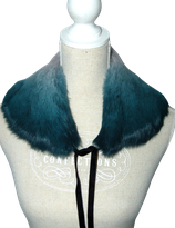 HOSS INTROPIA rabbit fur collar, scarf, kraag