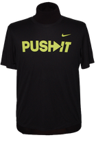NIKE DRI-FIT  PUSH IT shirt, Mt. S