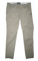 MAISON SCOTCH pantalon khaki, Mt. W27 - L32