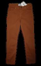 BRUUNS BAZAAR, BZR jeans, spijkerbroek, bruin, Mt. S